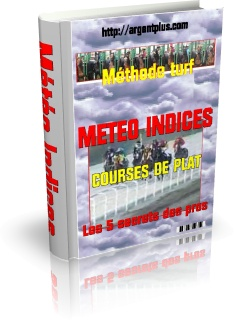 indice meteo methode courses turf de plat