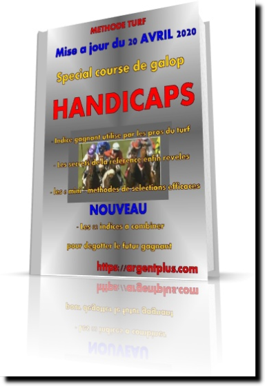 Turf,Pmu,Courses Handicap